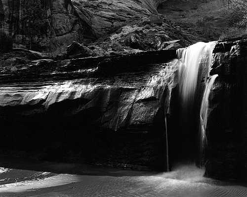 Waterfall, Escalante